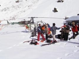 Heliboarding/Heliskiing in der Schweiz