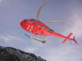 Heliboarding/Heliskiing in der Schweiz ¦ Ebnefluh - Petersgrat