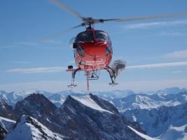 FREMA-Spezial Heliboarding/Heliskiing in der Schweiz (Sustenlimi)