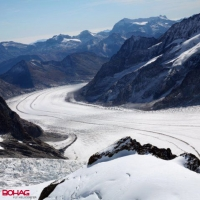 Heli-Rundflug Eiger-Mönch-Jungfrau «SÜD»